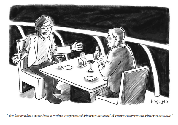 The Brand new Yorker Daily Cartoon: Thursday, 04 5th, 2018