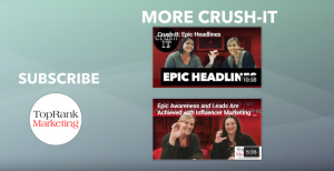 Crush-It Video Calls to Action