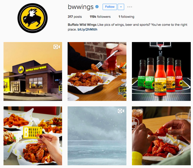 buffalo-wild-wings-instagram