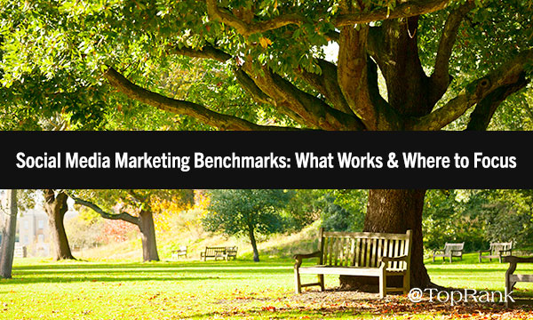 Social Media Marketing Benchmarks Report 2018