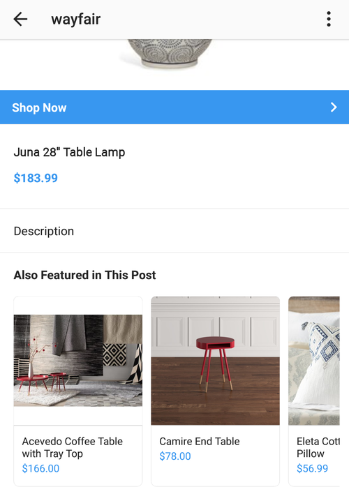 Wayfair Furthermore Featured in this post