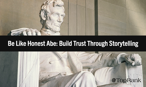 How to Build Trust Through Content material Marketing Storytelling