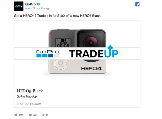 gopro facebook example