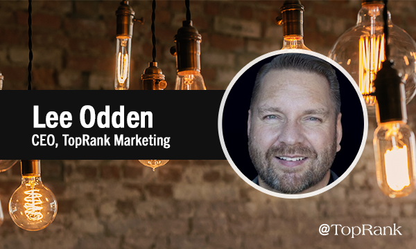 Lee Odden Influencer Marketing second . 0 Insights