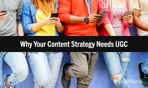 Why UGC Needs to Be Part of Content material Marketing Strategy