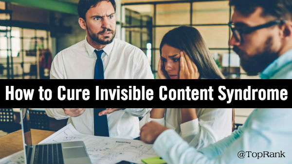 Invisible Content Syndrome
