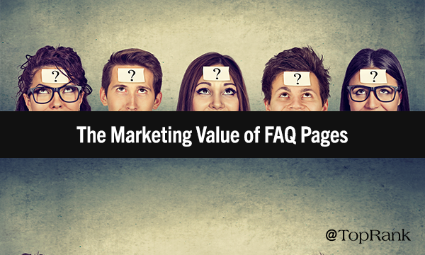 How FAQ Pages Drive Articles Marketing Results