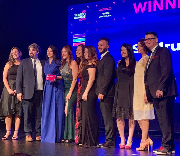 US Search Awards 2018