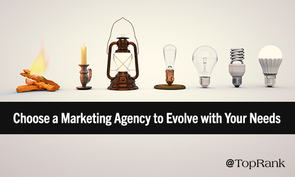 How to Choose an Agency That Will Develop with Your Needs