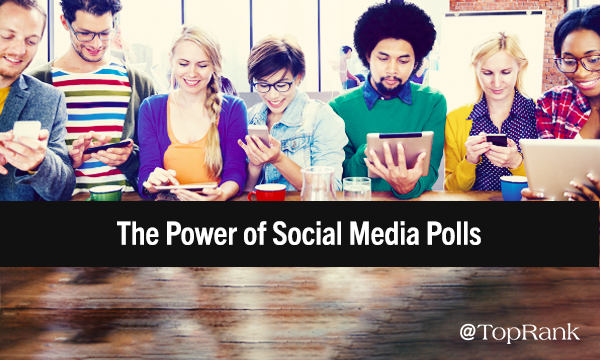 The Power of Social networking Polls for Marketing