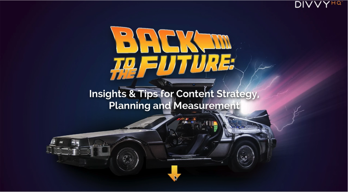 Back towards the Future Interactive eBook