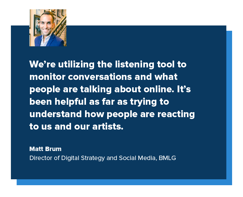 social listening quote