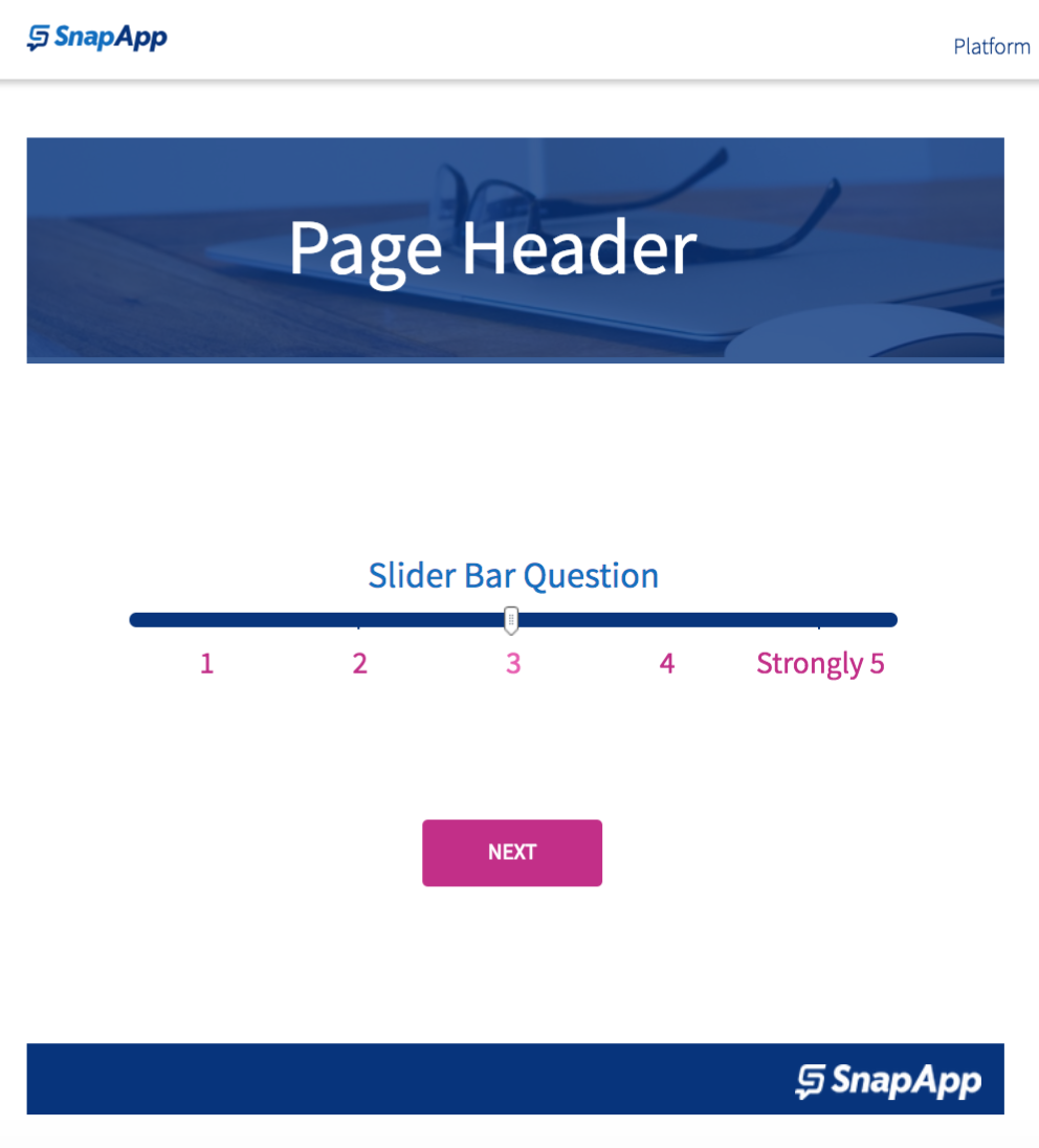 Creating a SnapApp Template