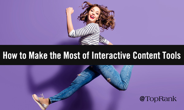 How to Make the Most of Interactive Content material Tools