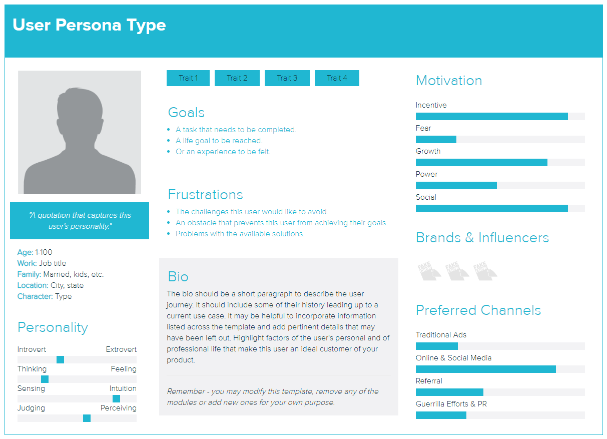 Social listening is definitely invaluable for improving your customer personas