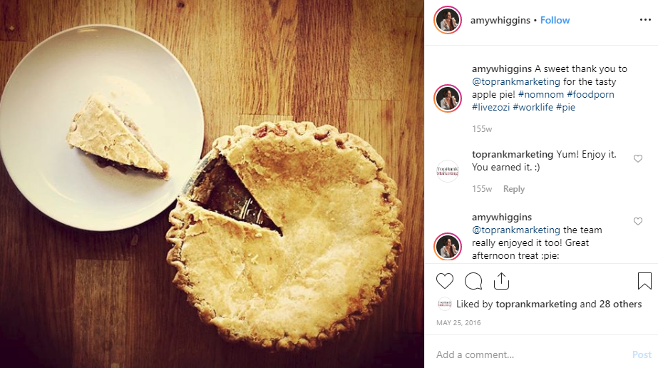 DivvyHQ Pie for Influencers