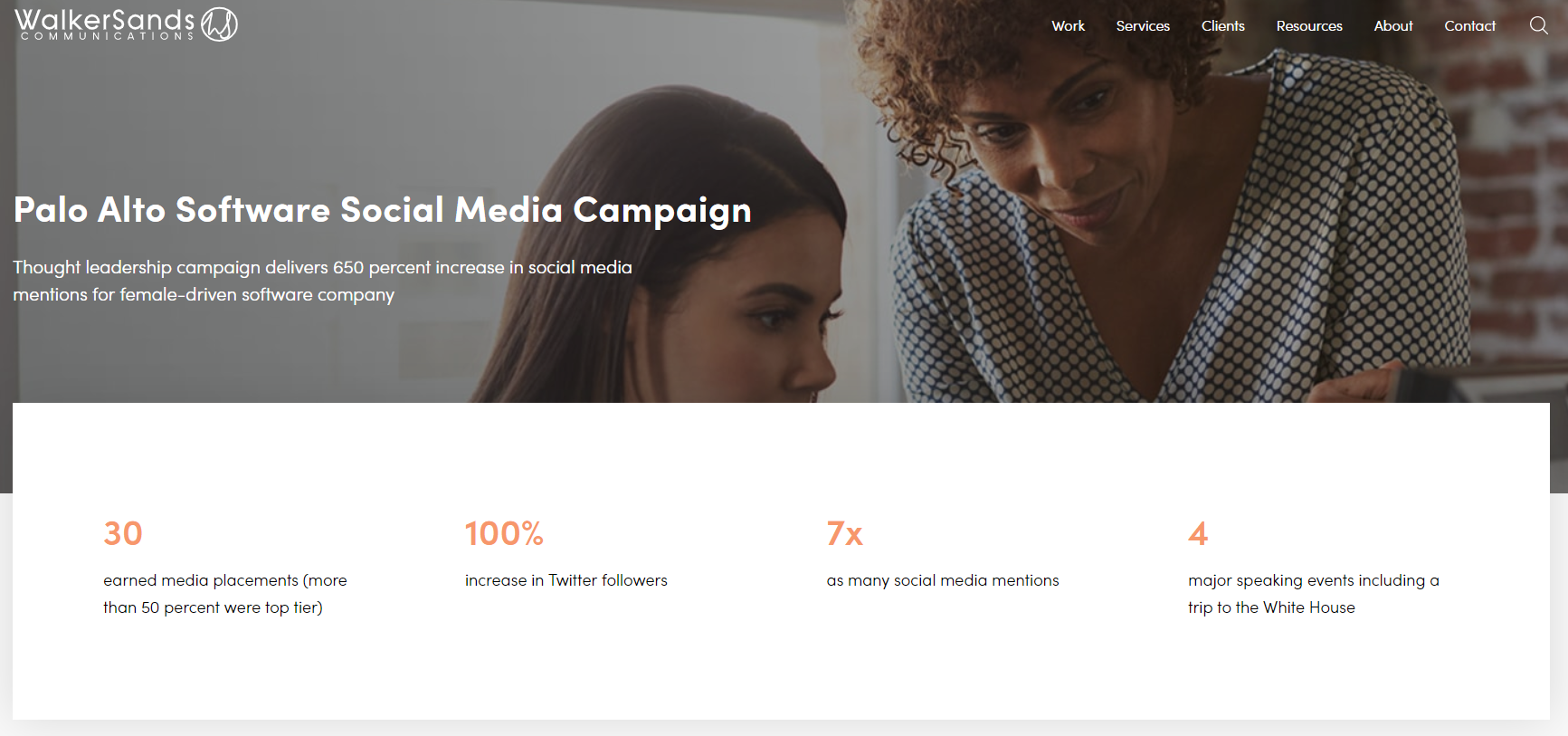 social media agencies should be able to prove their track records