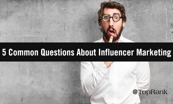 Common Influencer Marketing Questions Man Image