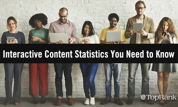 Interactive Content Statistics You Need to Know