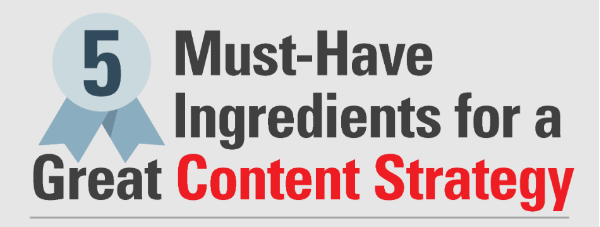 ingredients content marketing strategy