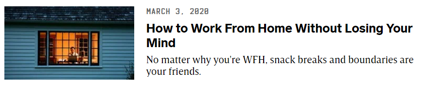 Without headline power word example