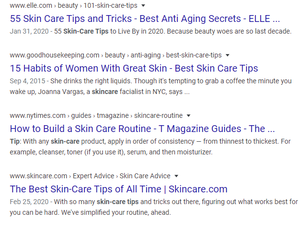 writing 3-5 headlines per idea is one of the most important headline tips we can offer: doing so gives you options